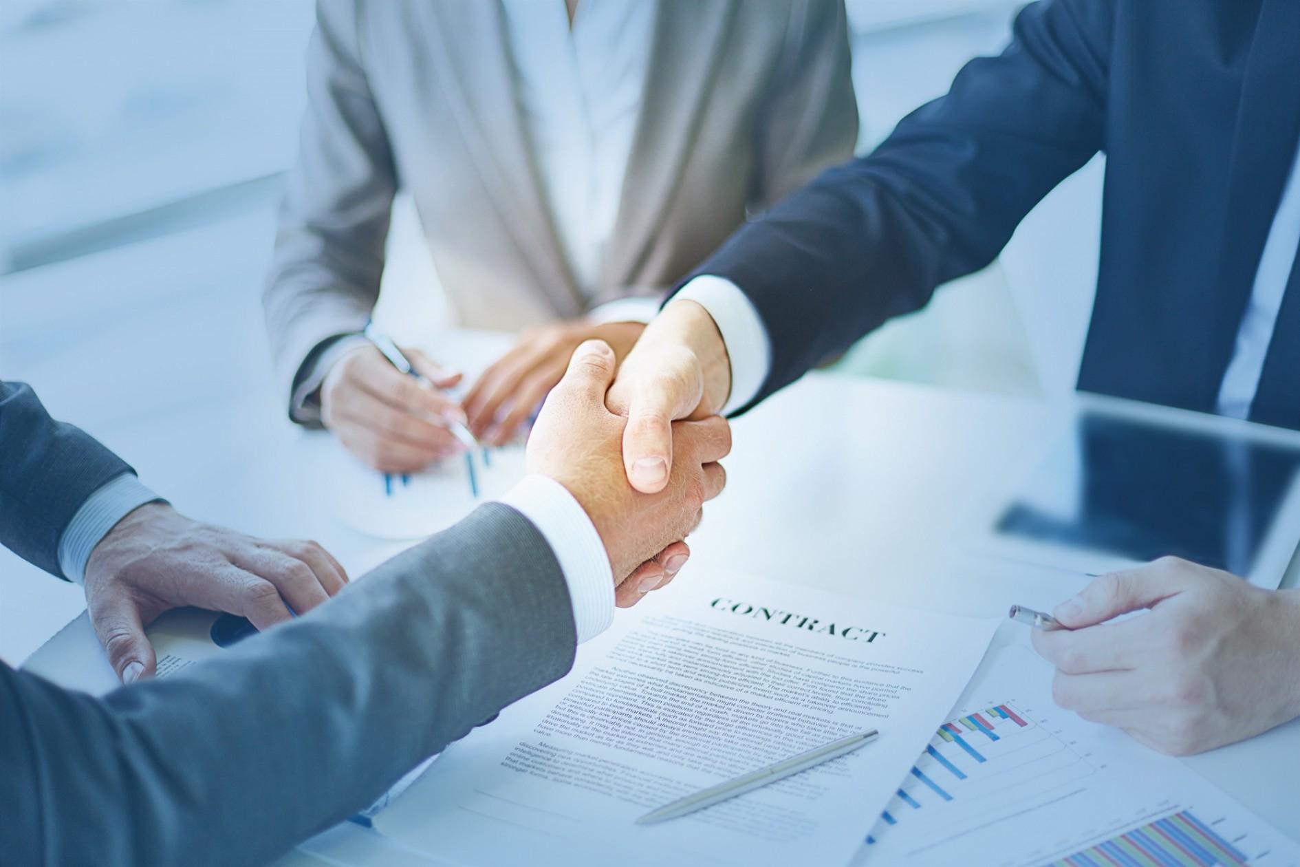 Modele współpracy - Wsparcie w sprawie / Stała obsługa prawna
